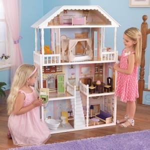 Savannah Dollhouse - wooden dollhouse reviews