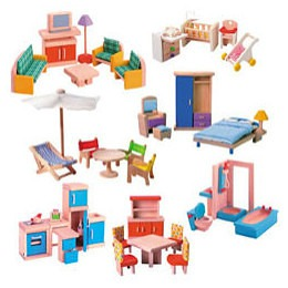 Plan Toys Dollhouse Accessories 13