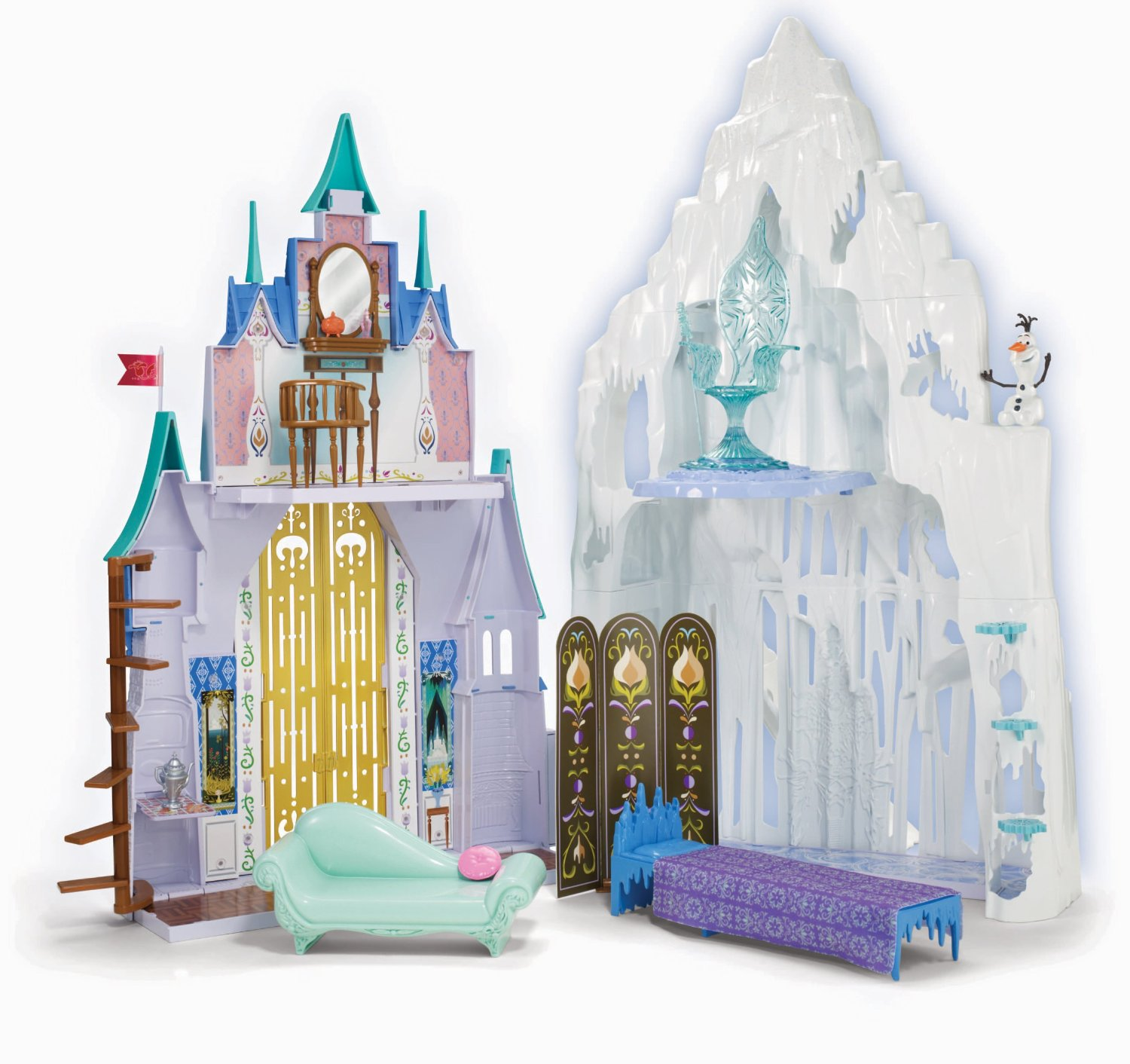 6 frozen doll house reviews cute ice palace castles for