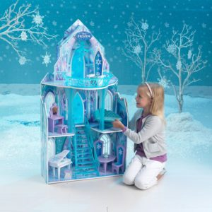 Disney Ice Castle Dollhouse