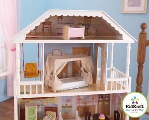 Savannah Dollhouse top floor
