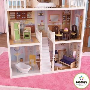 Savannah Dollhouse bottom floor