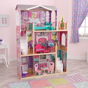 Elegant Manor - KidKraft dollhouse reviews