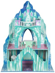Teamson Design Ice Mansion Dollhouse