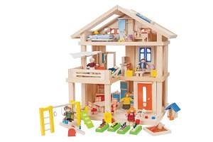 Plan Toys Terrace dollhouse
