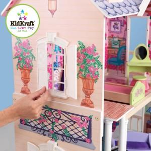 kayla dollhouse side view