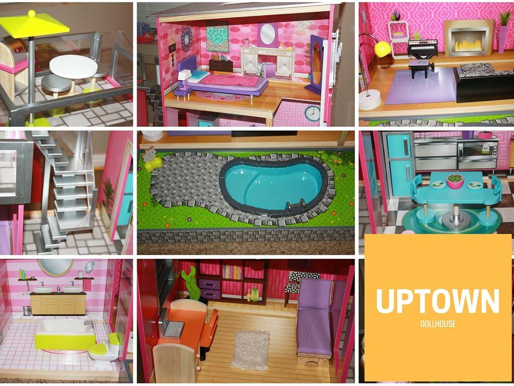 kidkraft uptown dollhouse images