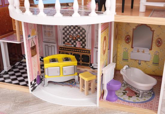 "12"" dolls house"