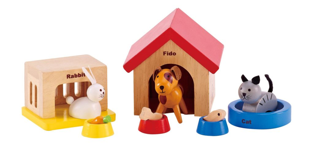 Hape Happy Family Pets
