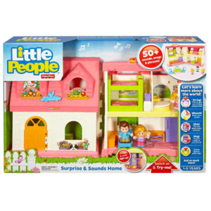 Fisher-Price Little People Surprise & Sounds Review
